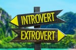 introvert-extrovert-sign-post